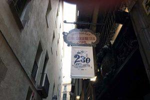 Can Culleretes, el restaurante más antiguo de Barcelona